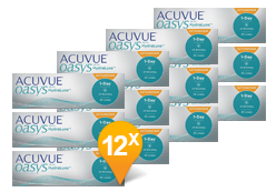 ACUVUE OASYS® 1-Day for Astigmatism Promo Pack