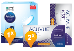 ACUVUE® VITA™ for Astigmatism & ExtraSept Promo Pack