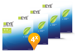 EyeDefinition 1 Day Bio Sensitive Pack Promo