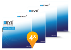 EyeDefinition 1 Day Classic 55 Extra Promo Pack