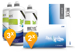 EyeDefinition Extreme & Sensitive Plus MPS Promo Pack