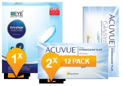 Acuvue Oasys &  EasySept Promo Pack