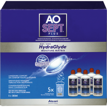Aosept Plus HydraGlyde 6 months