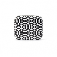 Lens case Black - White