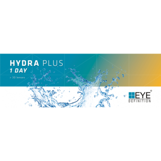 EyeDefinition Hydra Plus 1-Day