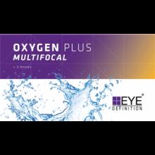 EyeDefinition Oxygen Plus Multifocal