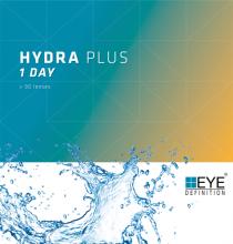 EyeDefinition Hydra Plus 1-Day