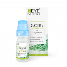 EyeDefinition Sensitive eye drops