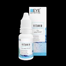 EyeDefinition Vitamin gouttes oculaires