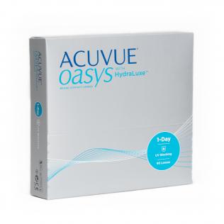 Acuvue Oasys 1-Day avec HydraLuxe de Johnson   Lentilles de contact ... 36db7f446aad