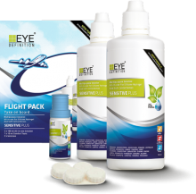 EyeDefinition Sensitive Plus MPS Flight Pack