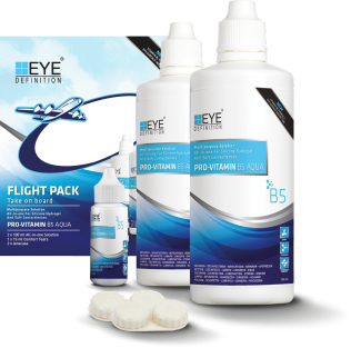 EyeDefinition Pro-Vitamin B5 MPS Flight Pack