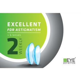 EyeDefinition Excellent for Astigmatism