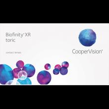 unverwechselbarer Stil neues Design Outlet zum Verkauf Biofinity XR toric | LensOnline.be