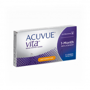 ACUVUE® VITA™ for Astigmatism