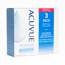 Acuvue RevitaLens 6 mois