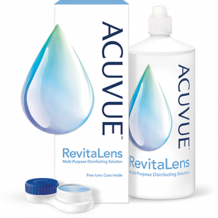 Acuvue RevitaLens 1 month