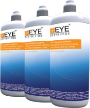 EyeDefinition Soft Peroxide Solution 6 maanden