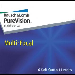 Purevision Multifocal (6 lentilles) lentilles de Bausch   Lomb ... a5140fa4002f