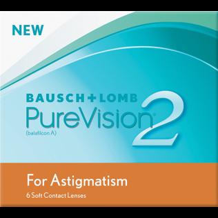 b83ce3409 Purevision 2 HD For Astigmatism (6 lentilles) lentilles de Bausch ...