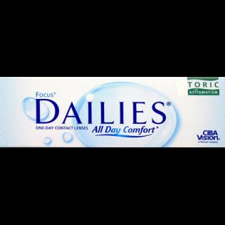 Focus Dailies Toric