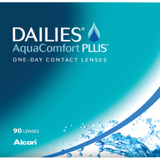 Buy Dailies Aquacomfort Plus (90 lenses) contact lenses by Alcon ... 4cf5ceed457a