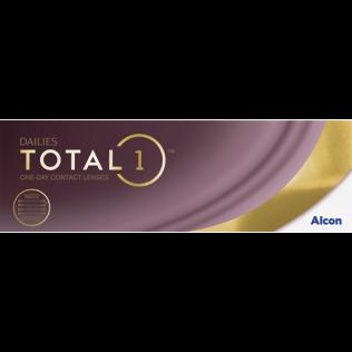 Focus Dailies Total 1 30pk Lenseo Lentilles De Contact