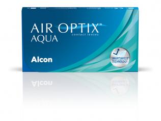 Air  Optix Aqua 6-pack