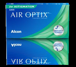 Air optix for Astigmatism 6-pack
