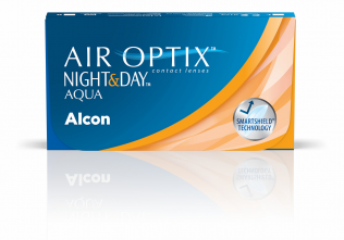 Air Optix Night & day Aqua 6-pack