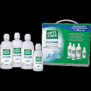 OPTI-FREE PureMoist 6 mois