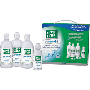 Opti-Free PureMoist 6 months