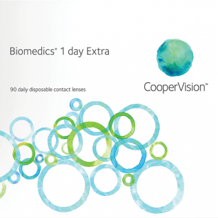 096b18244d5cb6 Biomedics 1 Day Extra (90 lenzen)