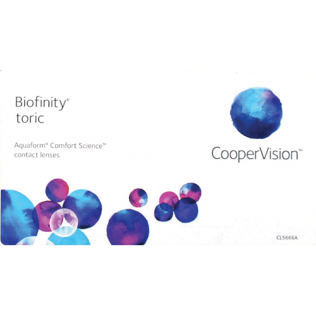 f639a37bf3bc8 Buy Biofinity Toric (6 lenses) contact lenses by CooperVision ...