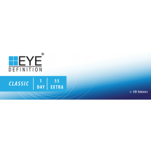 EyeDefinition 1-Day Classic 55 Extra