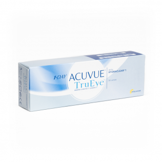 fe70af9f25f34 Buy TruEye 1 Day (30 lenses) contact lenses by Johnson Johnson ...