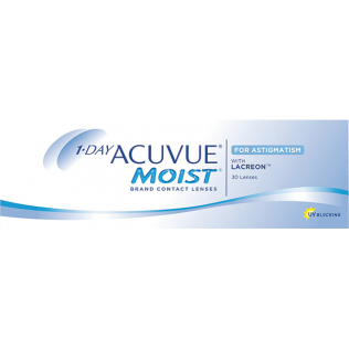 1 Day Acuvue MOIST 30 for Astigmatism
