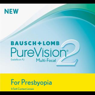 Purevision 2 pour Presbytes
