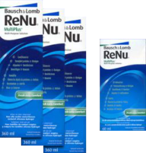 Renu MultiPlus Solution 6 maanden